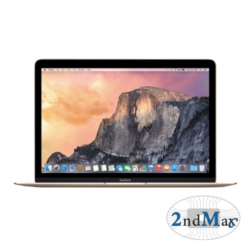 "Apple MacBook 12"" 1,2 GHz M3  (MJ 2017 8/256 MNYK2D/A) GOLD"