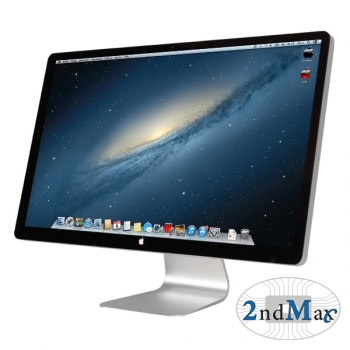 "27"" Apple Thunderbolt Display (MC914D/A) B-Gerät / Glasabplatzungen"