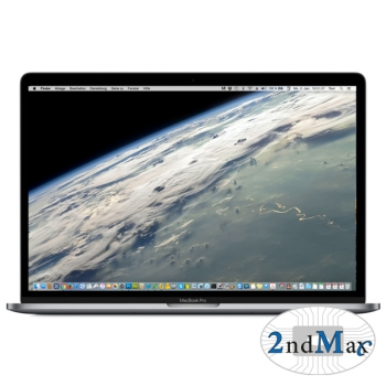 "Apple MacBook Pro 15"" 2,7 GHz i7 (MJ 2016 16/512GB/RP455  MLW82D/A) Silber"